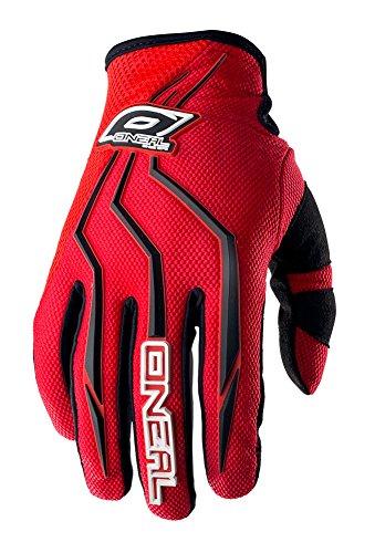 O'Neal Element Kinder Handschuhe Rot MX MTB DH Motocross Enduro Offroad Quad BMX FR, 0390-3, Größe...