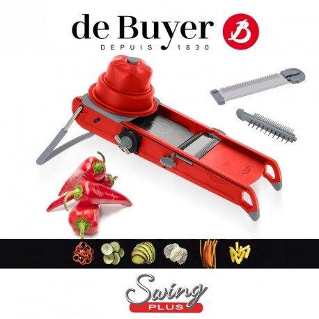 Mandoline swing plus de buyer tout pour votre maison - Mandoline cuisine de buyer ...