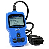 YIPIN-UK Code Reader Obd2 Diagnostic Scanner Engine Auto Tool Check Automotive Car Abs Automobile For 2000 Or Later