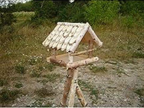 vogelhaus birkenholz suchergebnis auf amazon.de für: vogelfutterhaus aus birkenholz