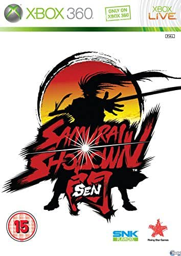 Samurai Shadow Sen [Xbox 360]