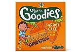 Organix Goodies Carrot Cake Oat Bar 6 x 30g