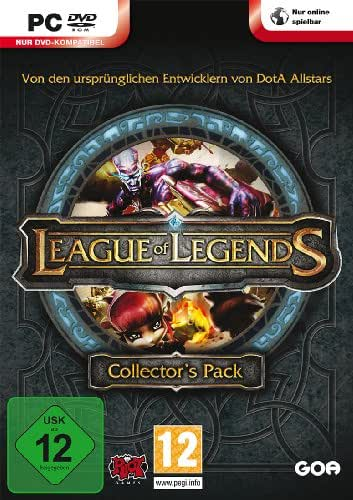 League of Legends - Collector's Pack