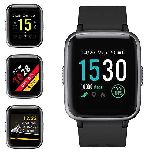 Smartwatch, Orologio Intelligente Braccialetto Fitness Activity Tracker Sportivo...