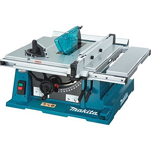 The safety features on this model are superb and actually very handy when working around many people. The Makita 2704 260 mm Table would really make a great addition to any professional workshop. DIY enthusiasts are better off with cheaper table saws.
