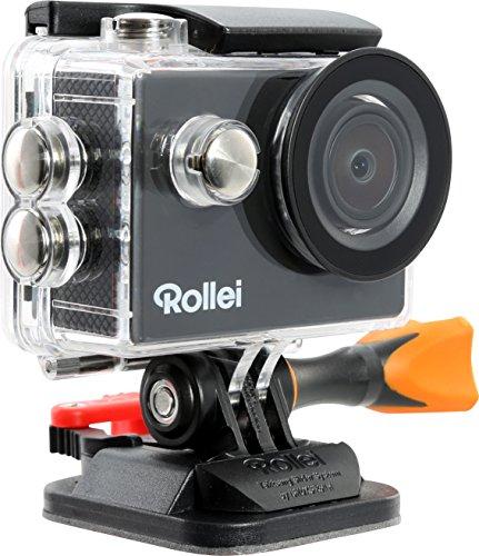 Rollei 300 Plus - Cámara deportiva WiFi, HD 720 p /30 fps (pantalla de 2