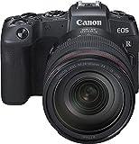 Canon EOS RP Fotocamera Mirrorless con obiettivo RF 24-105MM F/4 L IS USM e adattatore per obiettivi EF-EOS R