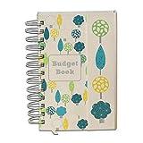 Organised Mum Budget Book Elegantes Haushaltsbuch zur Verfolgung Ihrer Finanzen mit 13 Kartentaschen für Quittungen in ENGLISCHER SPRACHE