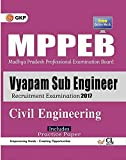 MPPEB Madhya Pradesh Professional Examination Board Vyapam Sub Engineer Civil Engineering 2017