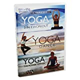 Fit For Life - Yoga - 3 DVD Set