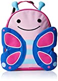 Skip Hop Zoo Lunchies - Bolsa térmica, diseño butterfly, color rosa