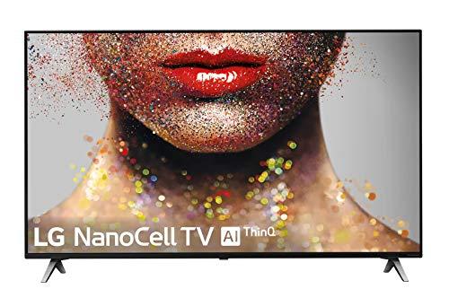 LG TV NanoCell AI, 55SM8500PLA, Smart TV 55', 4K Cinema HDR con Dolby Vision e Dolby Atmos, Alexa...