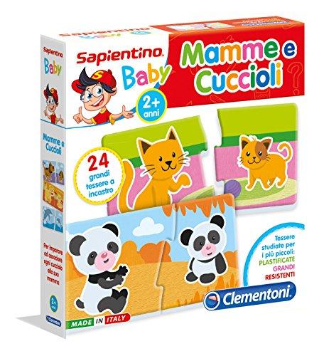 Clementoni 11969 - Clementoni Baby Mamme e Cuccioli