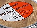 Renuwell Möbel Wachs 500ml, Holz, Natur, 12 x 12 x 6 cm - 3