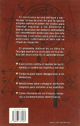 Manual del exorcista (MAGIA Y OCULTISMO) 4
