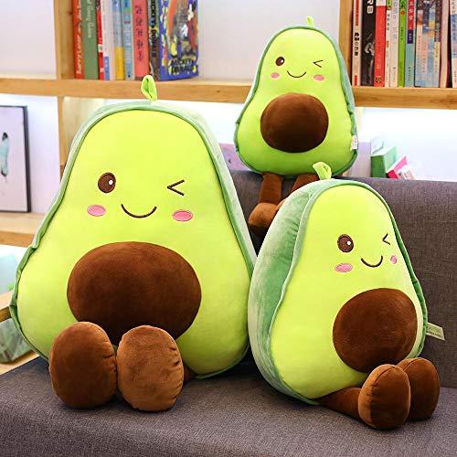 85cm Simpatici giocattoli di avocado di peluche Ripiene Pilliow Piante di peluche Cuscino morbido...