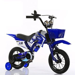 LSJ SHOP Bicicletas para niños, Motos, Bicicletas para niños, Bicicletas de montaña para niños, Motos para niños (tamaño…