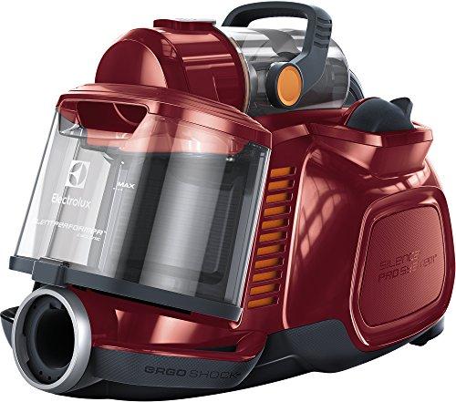Electrolux ESPC72RR Silent Performer Cyclonic Aspirapolvere Senza Sacco, Tecnologia Turbociclonica,...