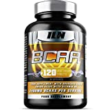 BCAA Tablets - 2400mg BCAAs x 1 month supply (30 daily servings) - High Strength in B6 to help reduce Fatigue - UK Made - Vegetarian & Vegan Tablets