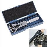 Universale chiave vite Remover guarda caso della batteria apri Repair Tool set kit apre orologio fermatende da 17m