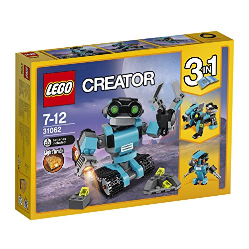 Lego-Creator-le-Robot-Explorateur-31062-Jeu-de-Construction