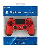 Sony PlayStation DualShock 4 - Magma Red (PS4)