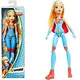 DC Super Hero Girls DMM25 - Bambola SuperGirl Basic Super Hero