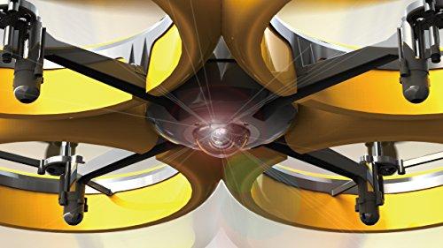 SilverLit Bumper Drone Incassable avec caméra HD - Couleur Jaune 23