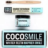 CocoSmile blanchiment dentaire , charbon dent blanche | charbon actif avec...