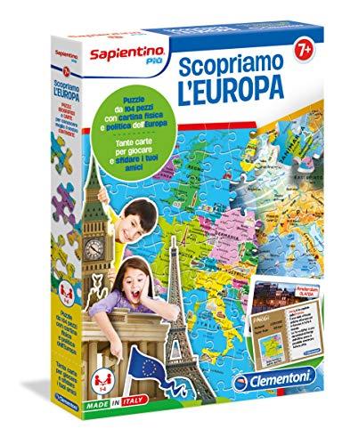 Clementoni 12027 Scopriamo L'Europa