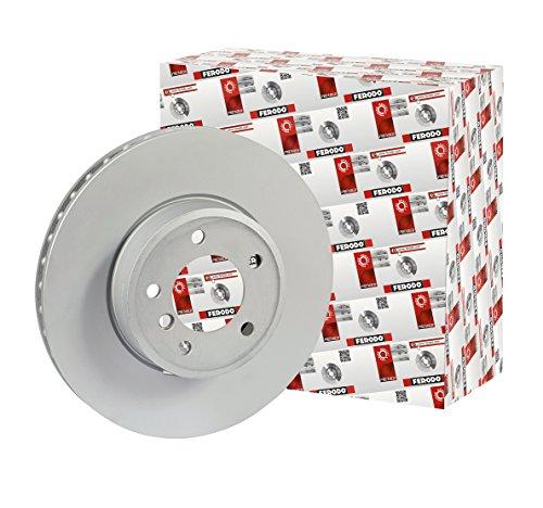 Ferodo DDF1304 Premier Disco  Freno Ventilato (confezione 2 pezzi)