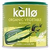 Kallo   Vegetable Stock Powder - Organic   1 x 100g