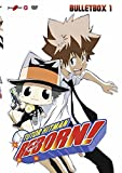 Tutor Hitman Reborn! Vol.1 (Box 5 Dvd)