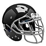 Schutt Sports Adult Vengeance DCT Football Helmet (Faceguard Not Included) - 2040, M, Negro