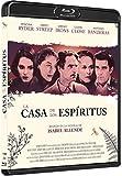 La casa de los espíritus [Blu-ray]