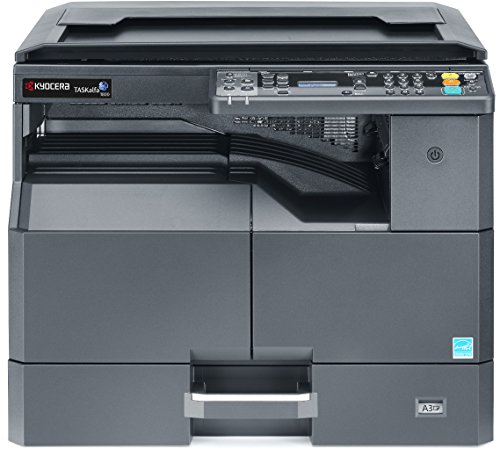 Kyocera Taskalfa 1800 SW-Laser-Multifunktionssystem (A3, Drucker, Kopierer, Scanner) schwarz