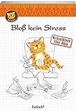 Oommh-Katze: Bloß kein Stress: Kritzelblock fürs Büro