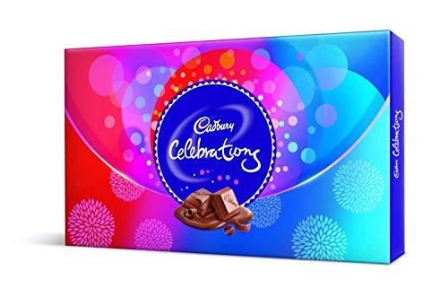 Cadbury Celebrations Assorted Chocolate Gift Pack, 180.8g