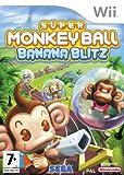 Super Monkey Ball: Banana Blitz (Wii) [import anglais]