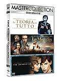 Eddie Redmayne Collec. (Box 3 Dvd La Teoria Del Tutto, Les Miserables, The Danis