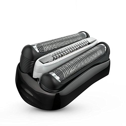 Braun 32B - Recambio para afeitadora eléctrica, color negro