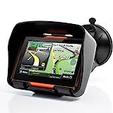 BW All Terrain 10,9cm Motorrad GPS Navigation System Rage-wasserdicht, 4GB interner Speicher, Bluetooth