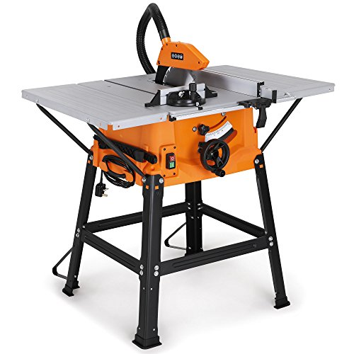 The VonHaus 1800W Table Saw is a powerful, reliable, and versatile tool that's perfect for DIY enthusiasts. With its 250mm cutting blade, this will allow you to make precise cuts in solid wood and MDF.