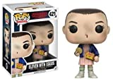 Funko - 421 - Pop - Stranger Things - Eleven with Eggos, modèles variés