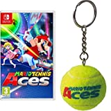 Mario Tennis Aces + Keyring