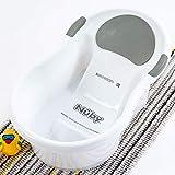 Nuby Baby-Badewanne mit integriertem Sitz und weicher Kopfstütze