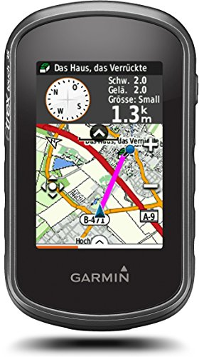 Garmin eTrex Touch 35 GPS Portatile, Schermo 2.6', Altimetro Barometrico e Bussola Elettronica,...