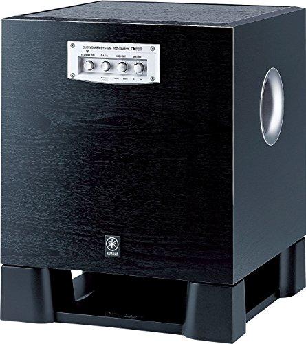 Yamaha Woofer Speaker Yst-Sw315 (Black)