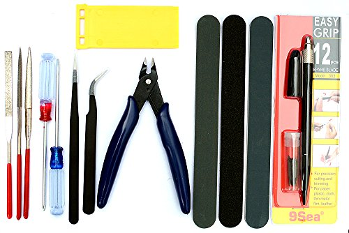 Gundam Modellierer Basic Tools Craft Set für Auto Modell Montage Building Kit