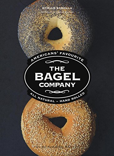 The Bagel Company. Ediz. illustrata